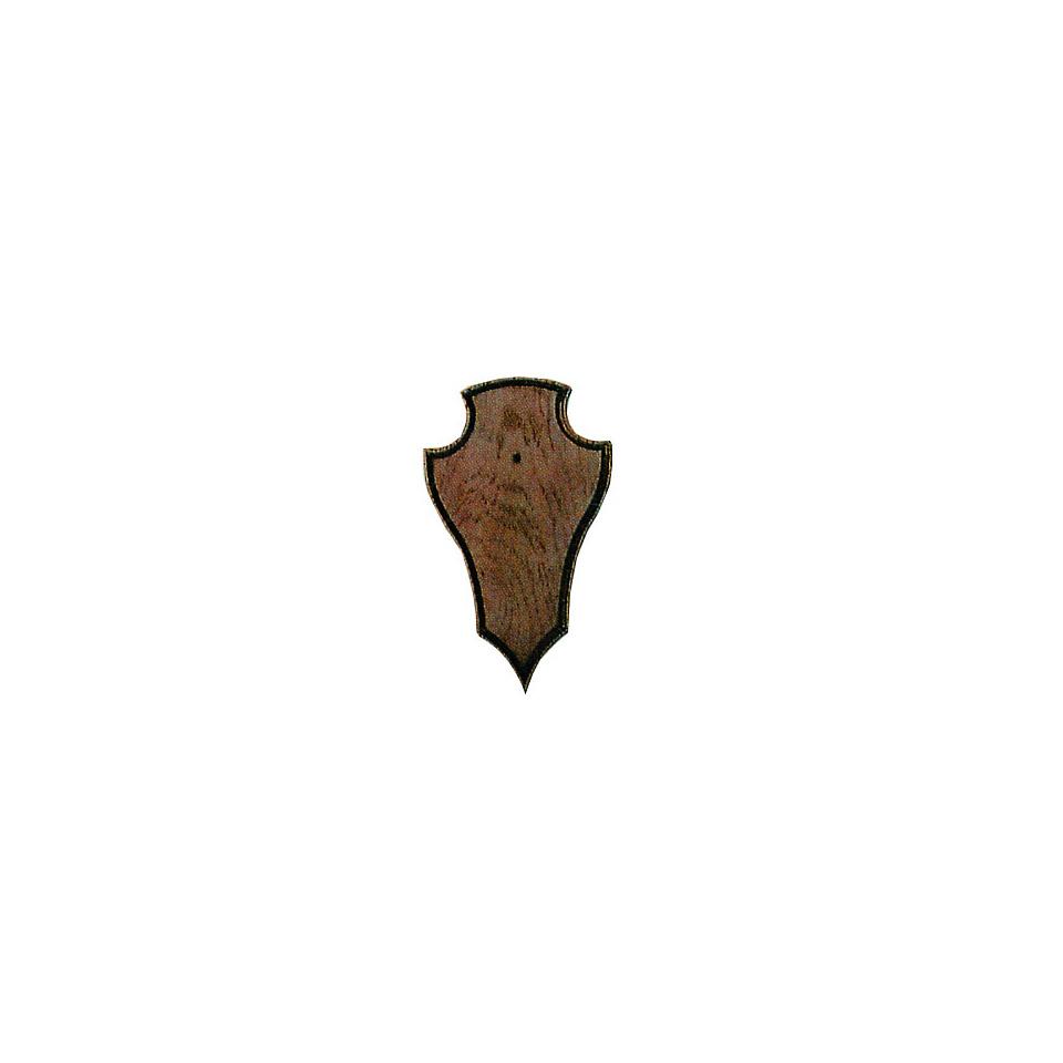 Gehörnbretter für Rehwild, 19X12cm