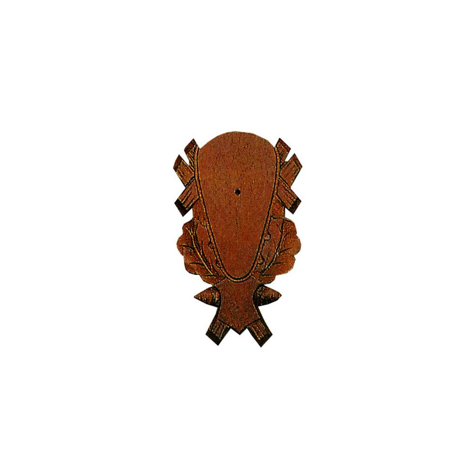 Geweihbrett für Rot- u. Damhirsch, 41x26 cm