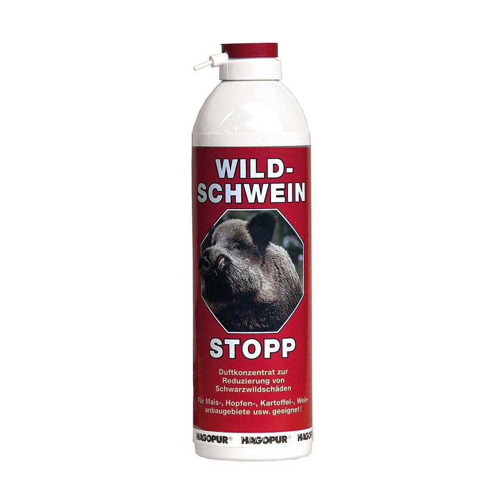 HAGOPUR Wildschwein-Stopp (rot)