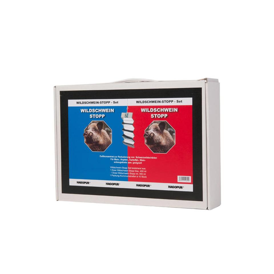 HAGOPUR Wildschwein-Stopp Set