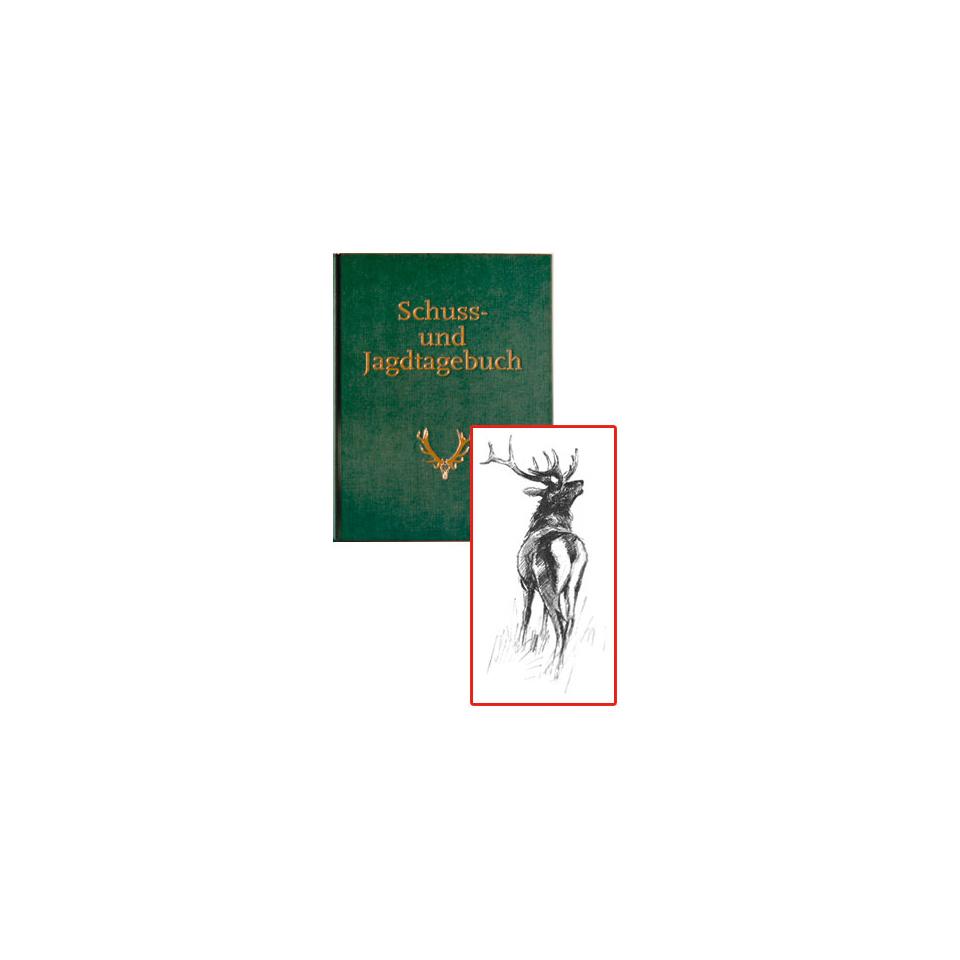 SCHUSS-/JAGDTAGEBUCH