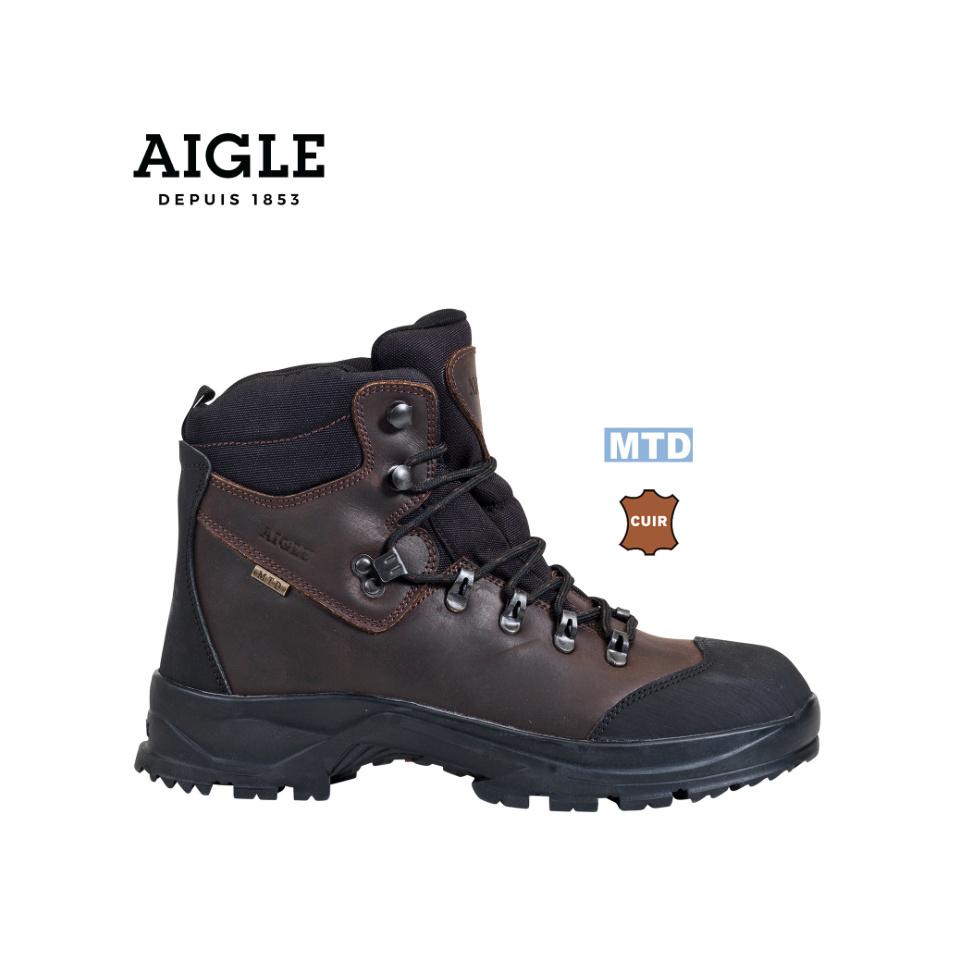 AIGLE - Laforse MTD® Dark Brown