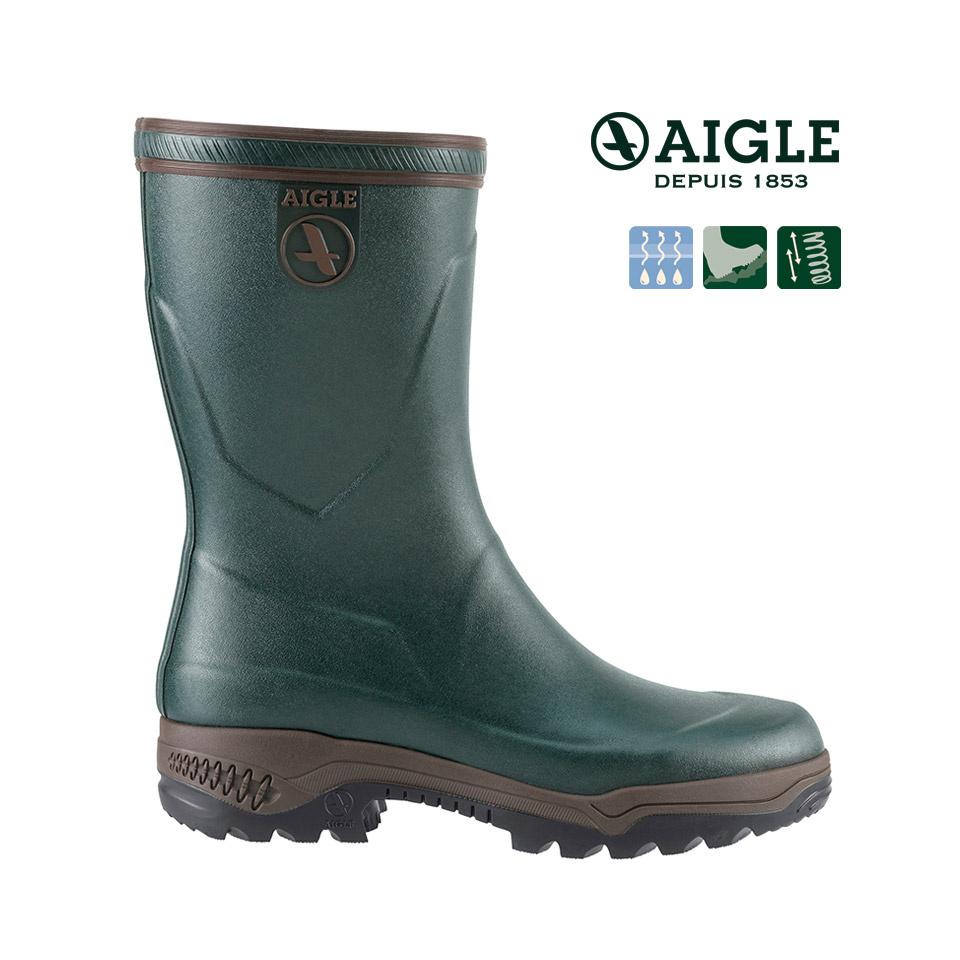 AIGLE PARCOURS® 2 Jersey Bottillon grün