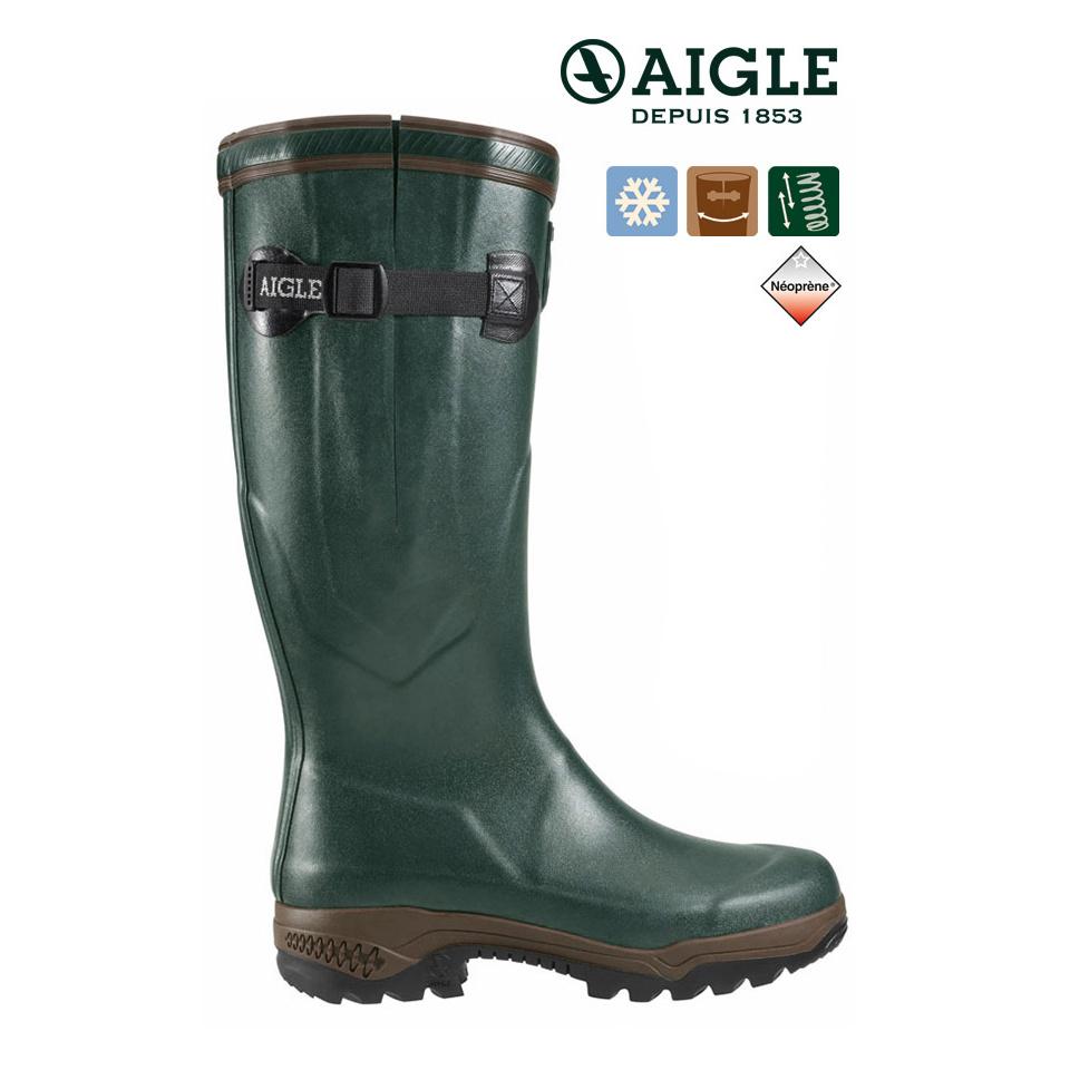 AIGLE PARCOURS® 2 Iso grün