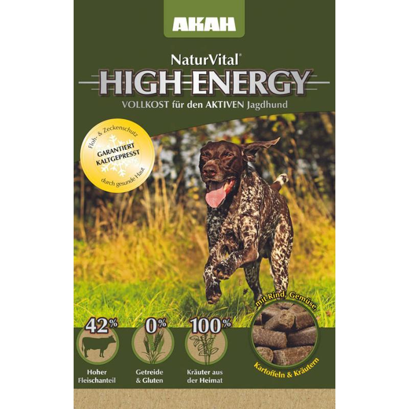 AKAH - NaturVital® High Energy Hundefutter 2 kg