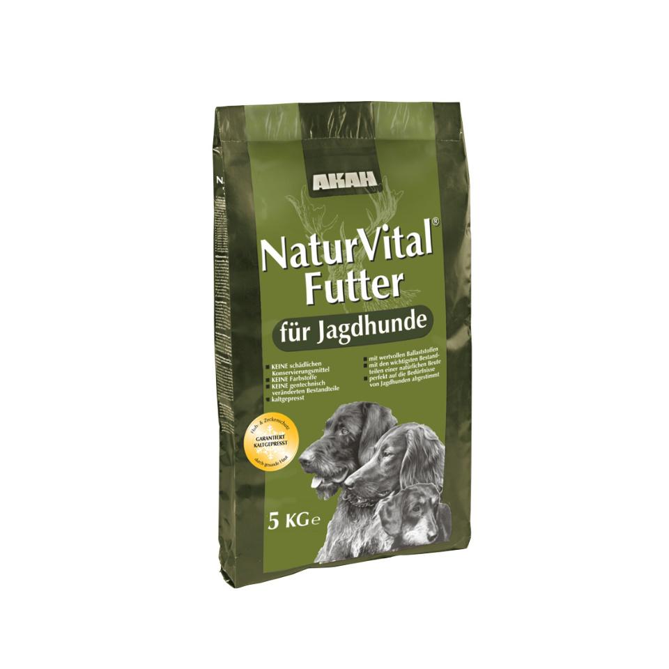 AKAH - NaturVital® Hundefutter 5 kg