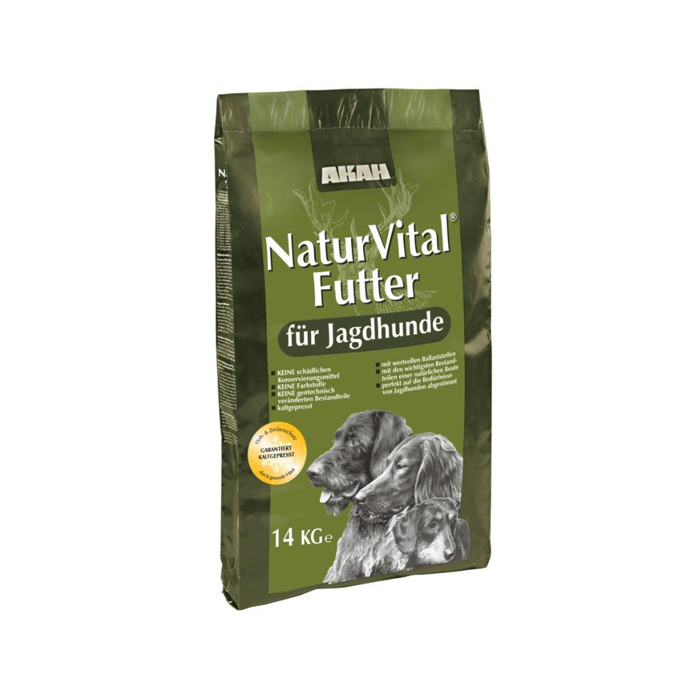 AKAH - NaturVital® Hundefutter 14 kg
