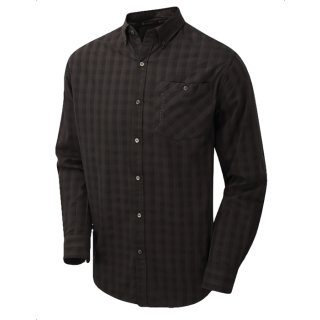 SHOOTERKING - Casual Shirt Braun
