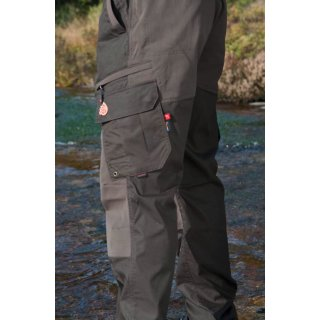 SHOOTERKING - RipStop Cordura Stretch Hose Braun