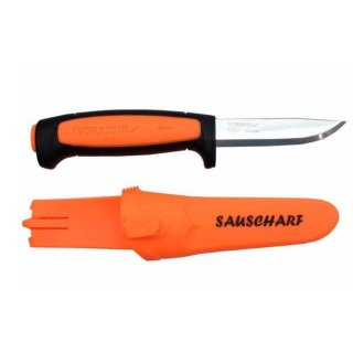 Mora of Sweden Morakniv Basic 546 Orange Black