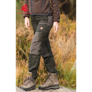 SHOOTERKING - RipStop Cordura Stretch Hose Damen Grün