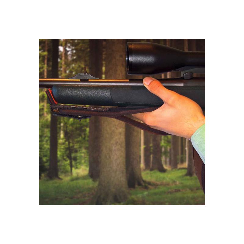 NIGGELOH Gewehrgurt PULL mit SV Schwarz