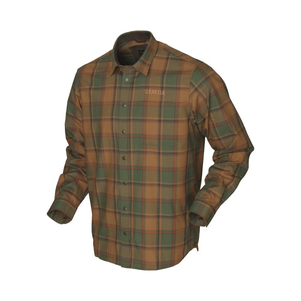 HÄRKILA Metso Active Shirt Spice Check