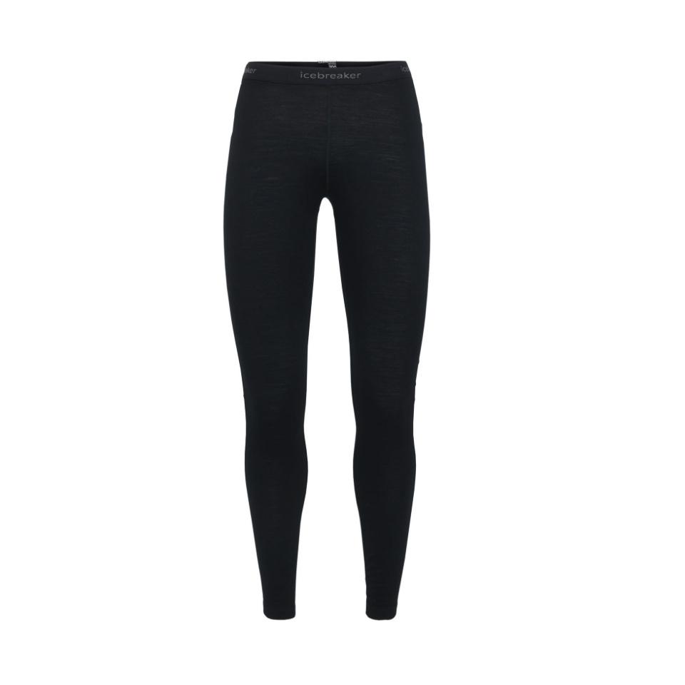 ICEBREAKER - Merino 200 Oasis Leggings Damen Black
