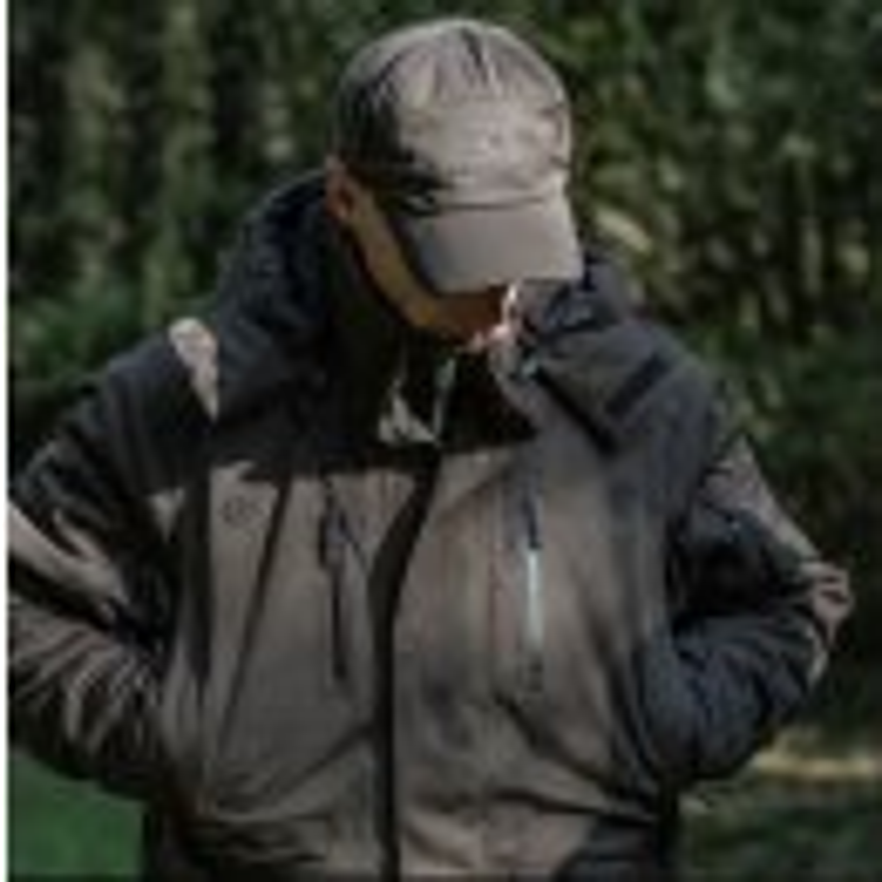 SHOOTERKING Huntflex Cap braun/oliv Gr. L