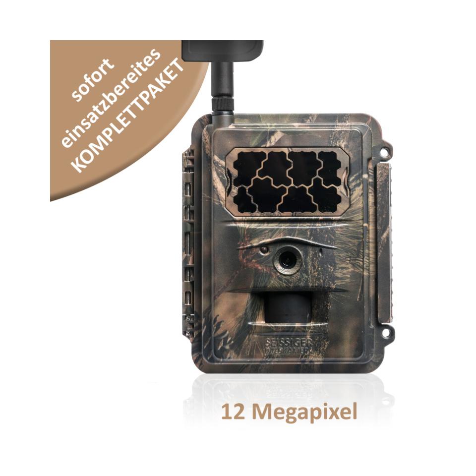 SEISSIGER Special Cam Wildkamera LTE SuperSim Edition