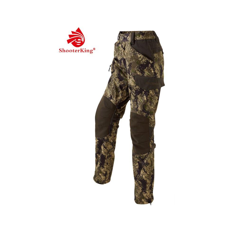 SHOOTERKING Huntflex Trousers Camo Damen