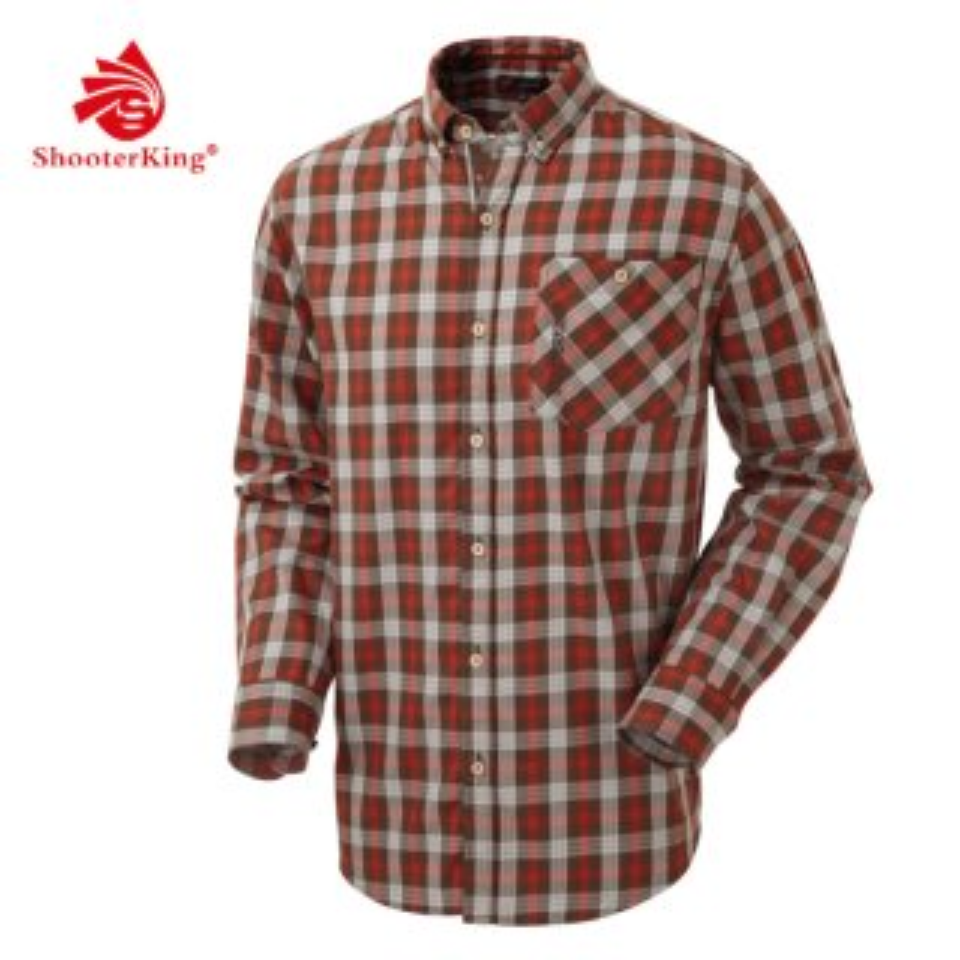 SHOOTERKING Active Moorland Shirt rot