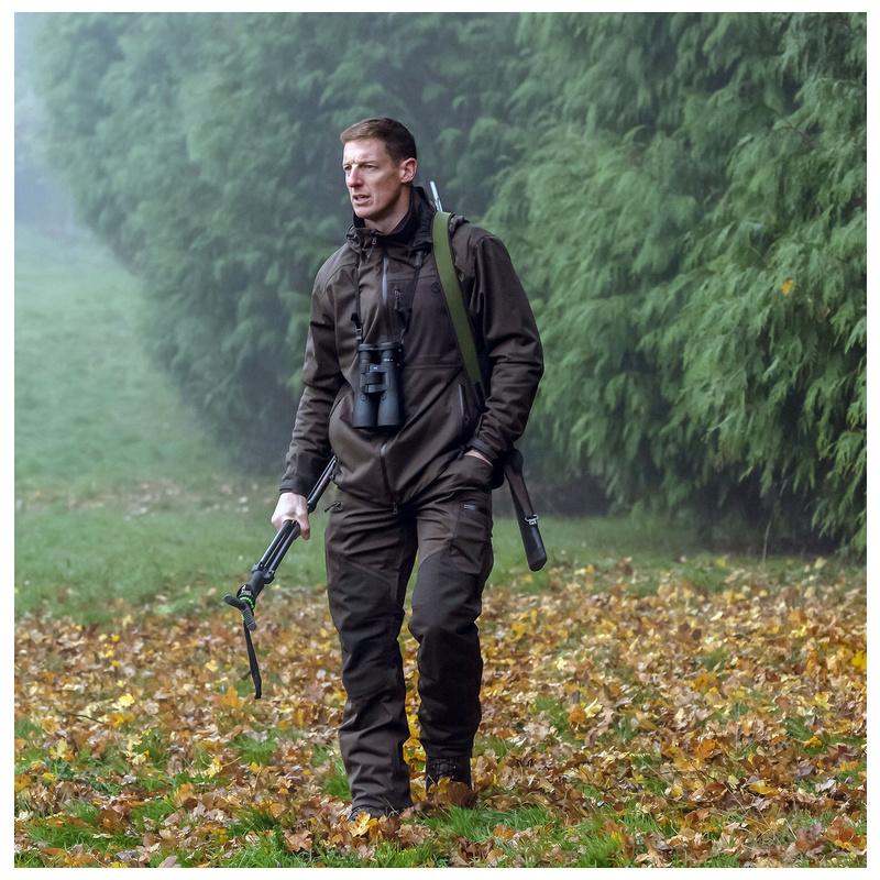 SHOOTERKING Huntflex Hose Braun/Oliv