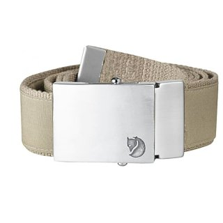 FJÄLLRÄVEN Canvas Money Belt Light Khaki