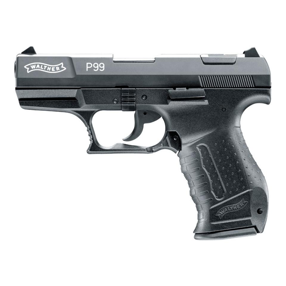 WALTHER P99 Schreckschuss Pistole 9mm P.A.K.