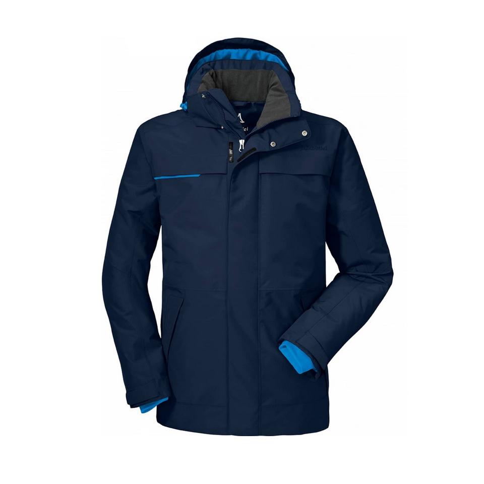SCHÖFFEL Insulated Jacket Belfast1
