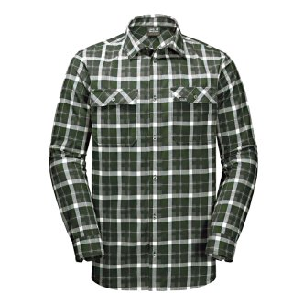 JACK WOLFSKIN Bow Valley Shirt