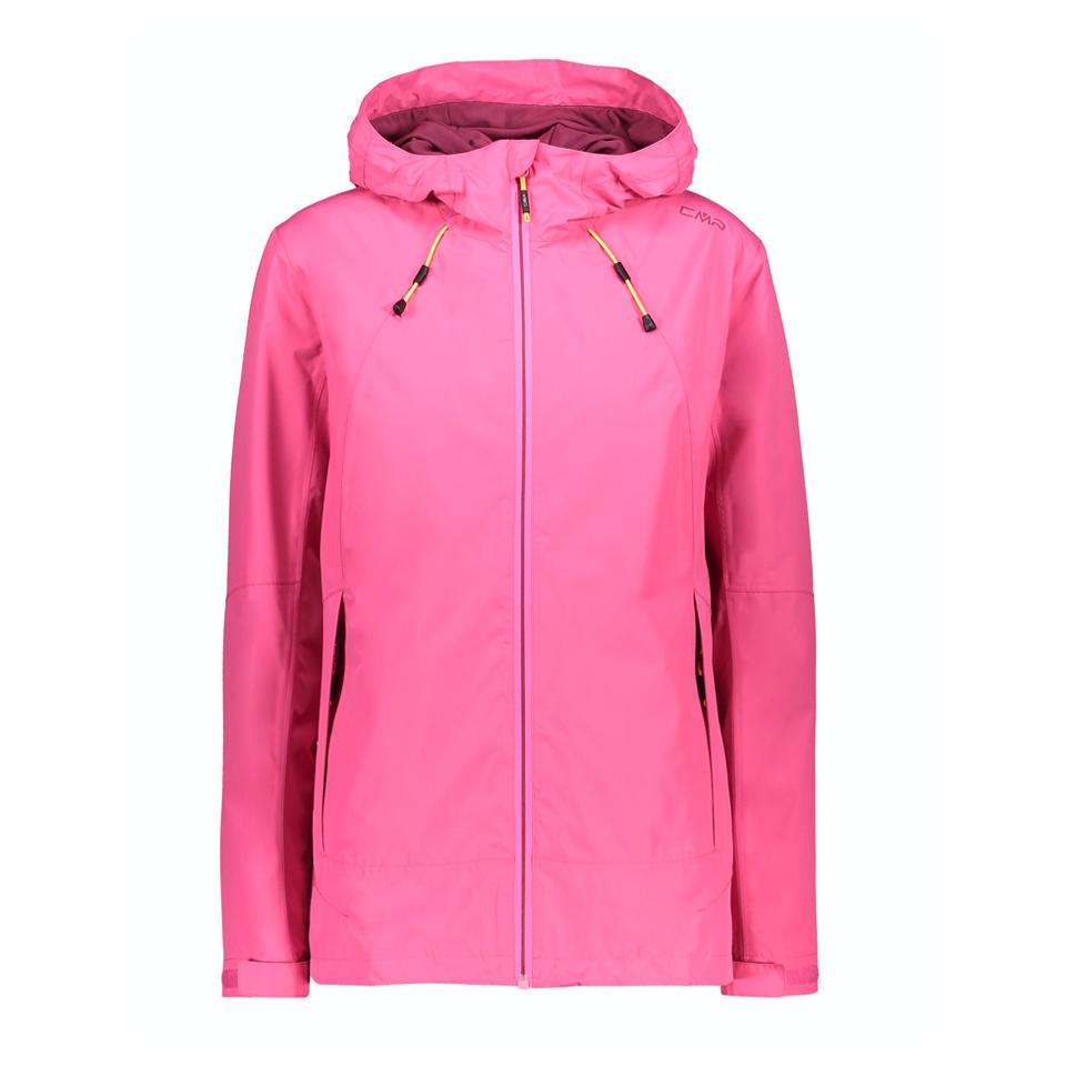 CMP - Woman Jacket mit Kapuze Rosa