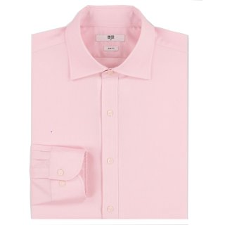 BARBOUR Oxford Slim Fit Pink Damenbluse