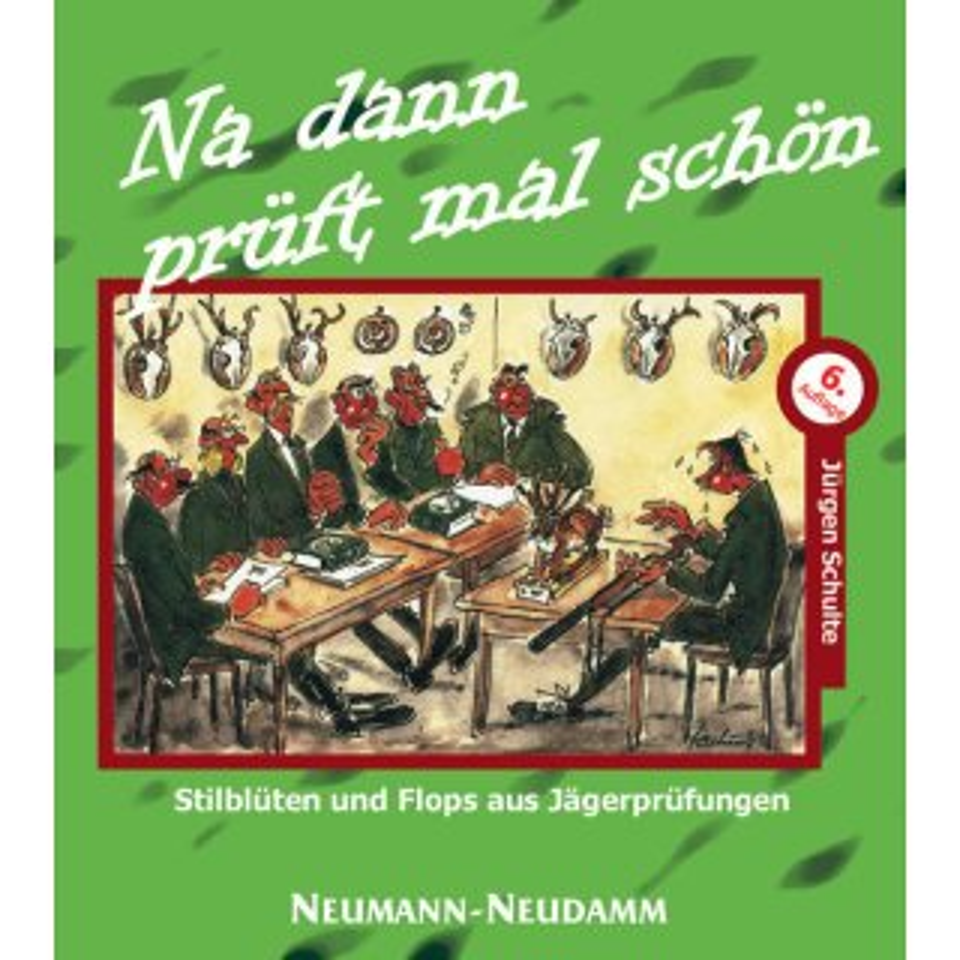 Na dann prüft mal schön - Neumann Neudamm