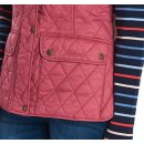 BARBOUR Otterburn Weste Tayberry
