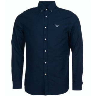 BARBOUR Oxford 3 Hemd Navy 3XL