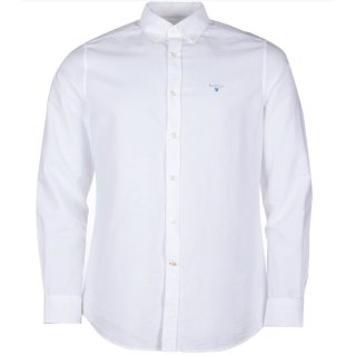BARBOUR Oxford 3 Hemd Weiss