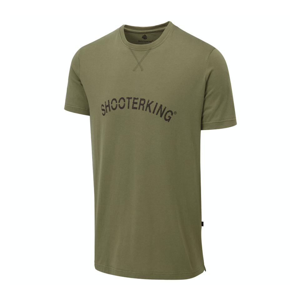 SHOOTERKING Outlander T-Shirt Grün