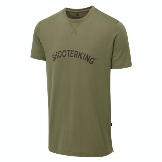 SHOOTERKING Outlander T-Shirt Grün XS/46
