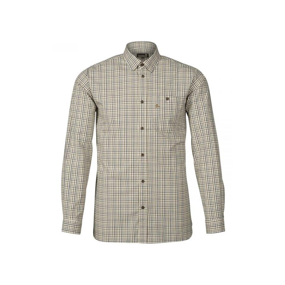 SEELAND Keeper Shirt Classic Brown