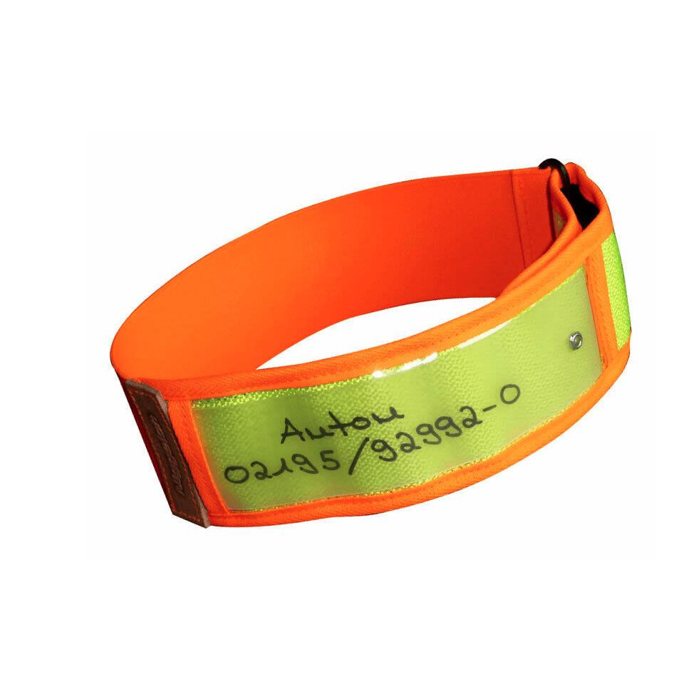 NIGGELOH Warnhalsung Gelb/ Orange