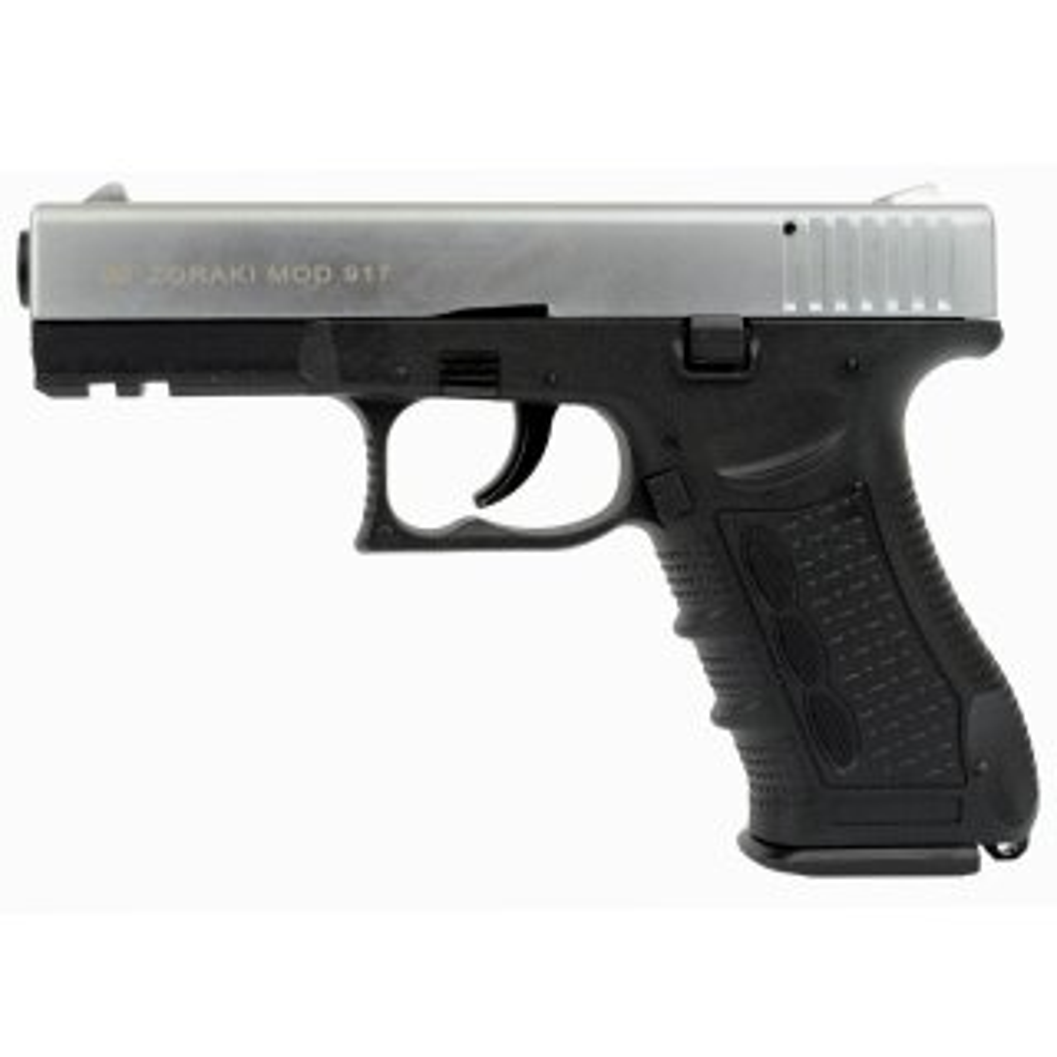 ZORAKI 917 Schreckschuss Pistole 9mm P.A.K.