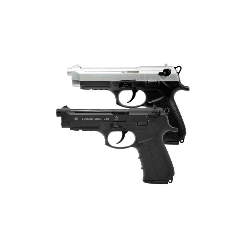 ZORAKI 918 Schreckschuss Pistole 9mm P.A.K.