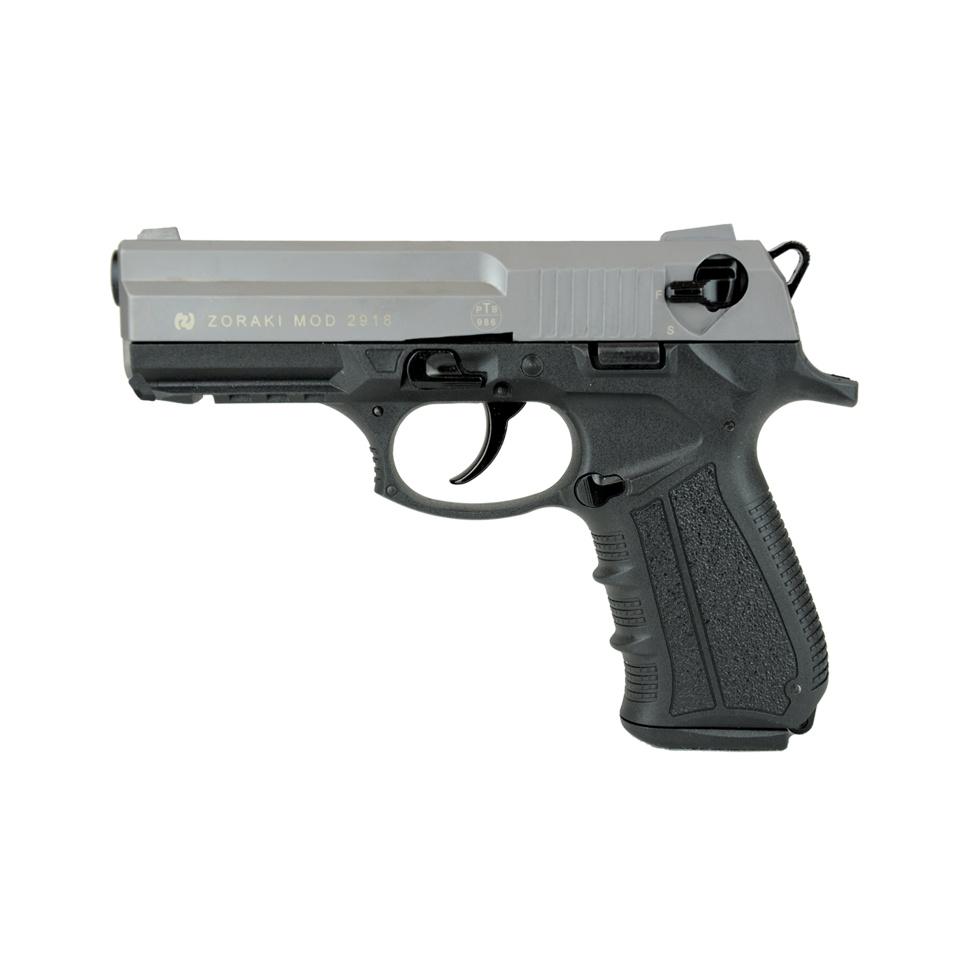 ZORAKI 2918 Schreckschuss Pistole 9mm P.A.K.