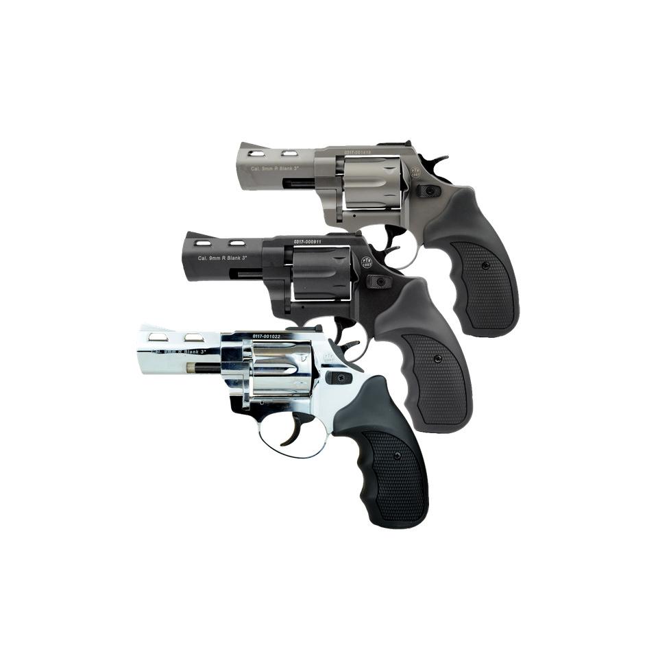 ZORAKI R2 Schreckschuss Revolver 3 Zoll 9mm R.K.