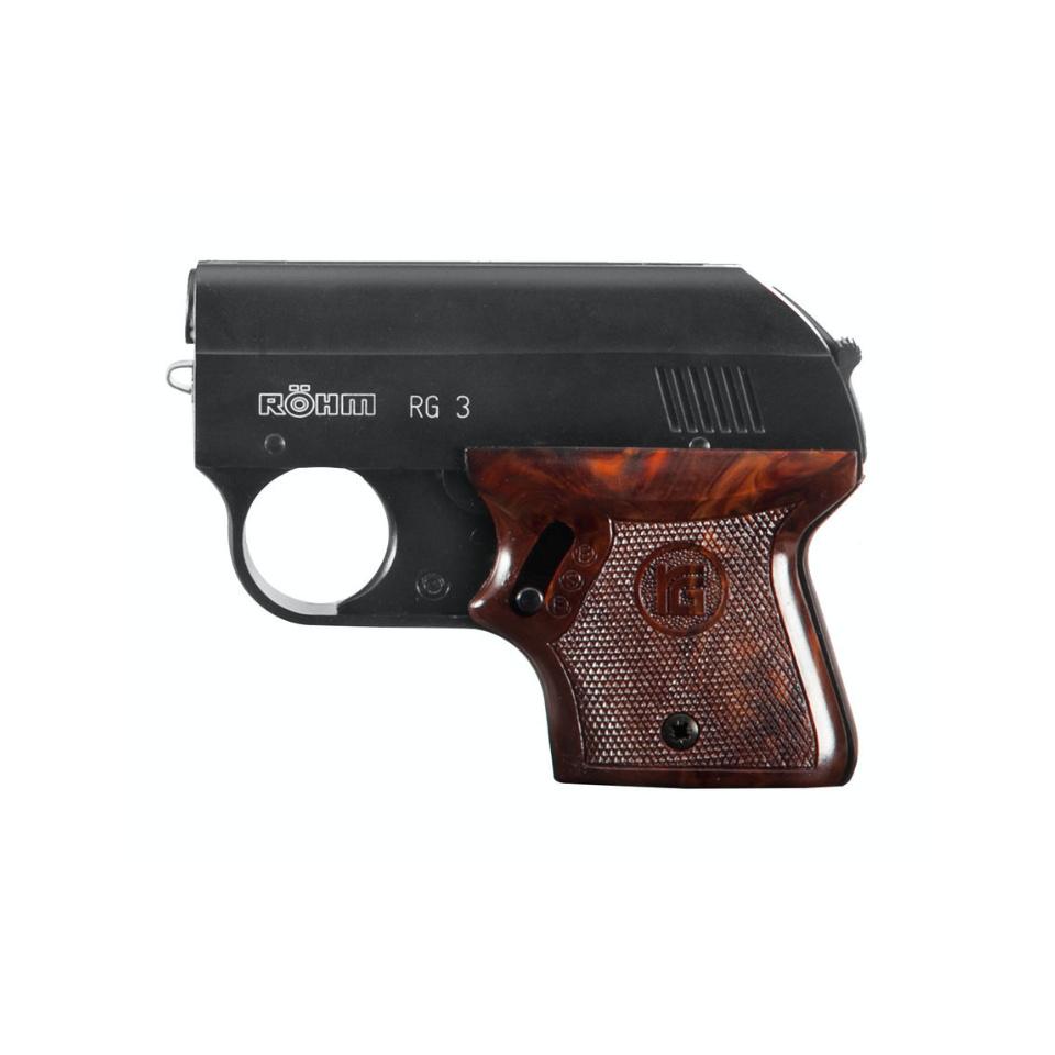 RÖHM RG 3 Schreckschuss Pistole 6mm Flobert
