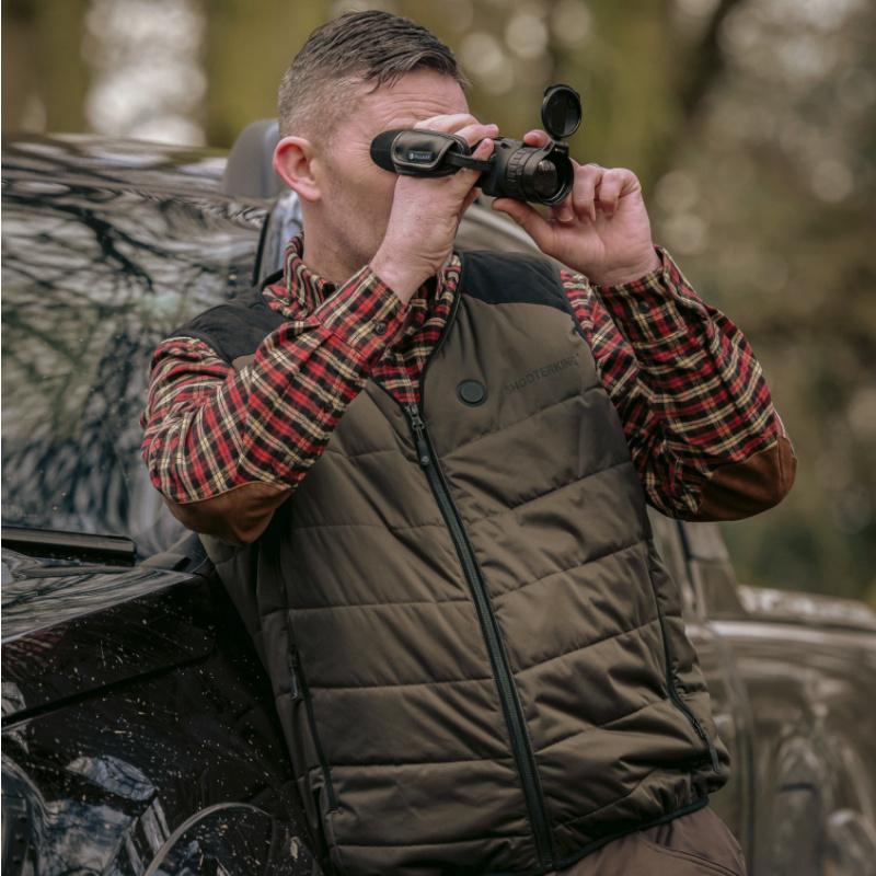 SHOOTERKING iHeat Heizweste