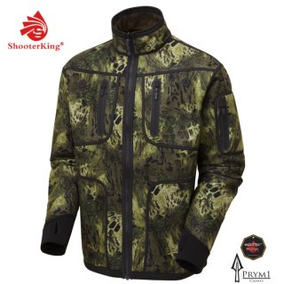 SHOOTERKING Woodlands Softshell Camo