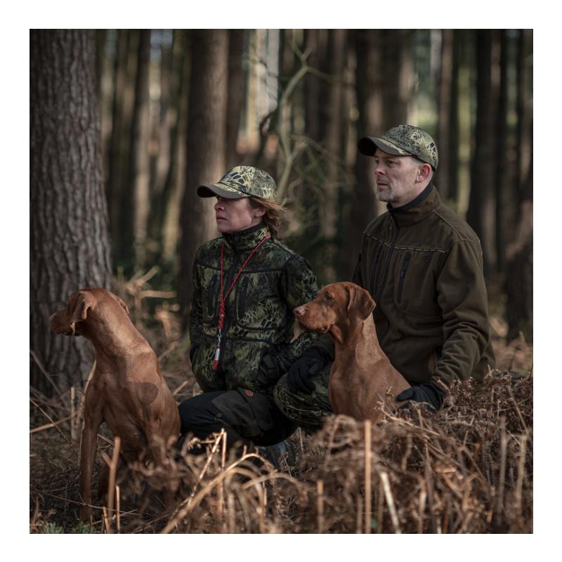 SHOOTERKING Woodlands Softshell Camo
