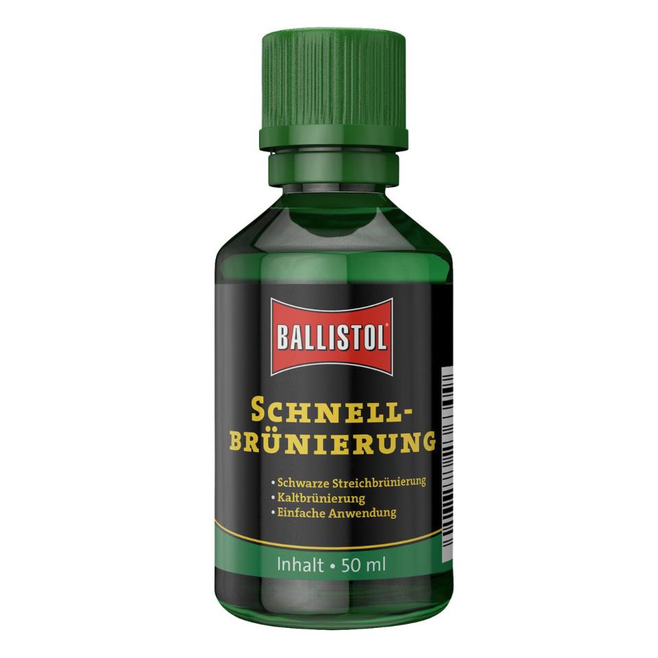 BALLISTOL Klever Schnellbrünierung 50ml