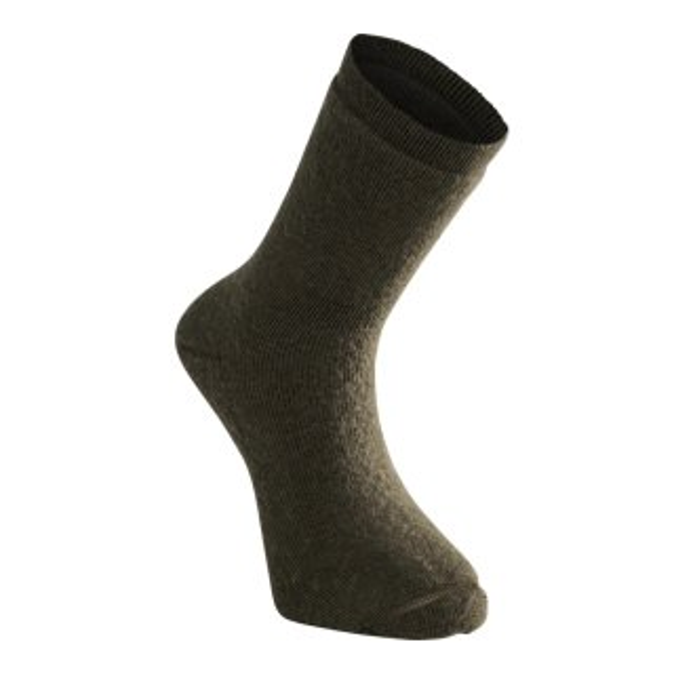 WOOLPOWER Socken Classic 400 Pine Green