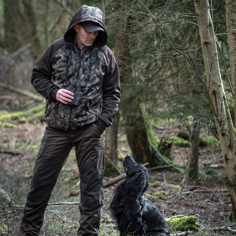 SHOOTERKING Huntflex Hoodie Fores Mist