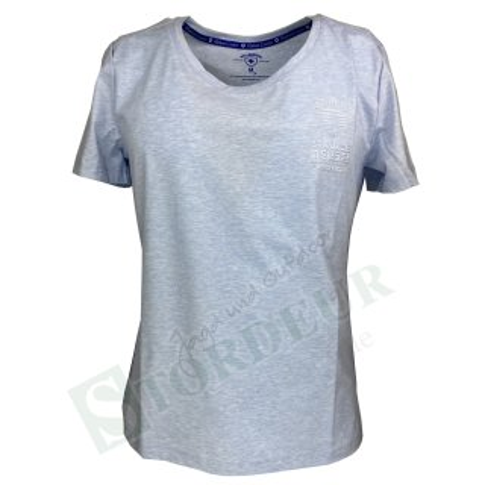 WELLENSTEYN Ocean Collection Ladies Shirt Lightbluemelange
