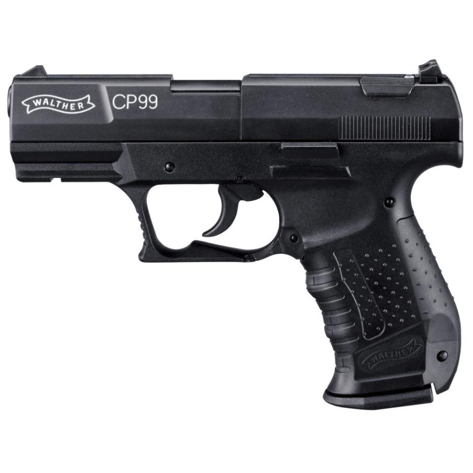WALTHER CP99 CO2 Luftpistole 4,5mm Schwarz